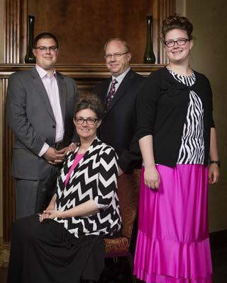 Davis Family - The Landmark UPC, Hayden, ID